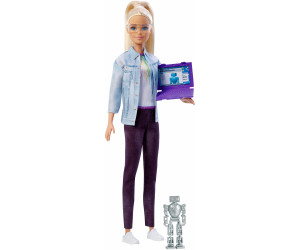 Barbie Career Dolls - Robotics Engineer (FRM09)