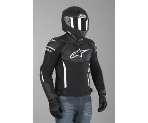Alpinestars Motorradjacken Sp X Jacket Black White Schwarz//Weiss 54