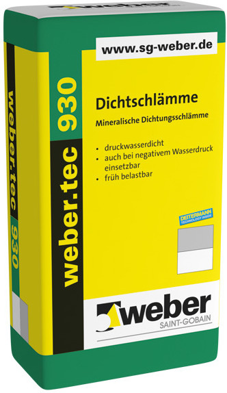 SG-Weber weber.tec 930 (25kg)