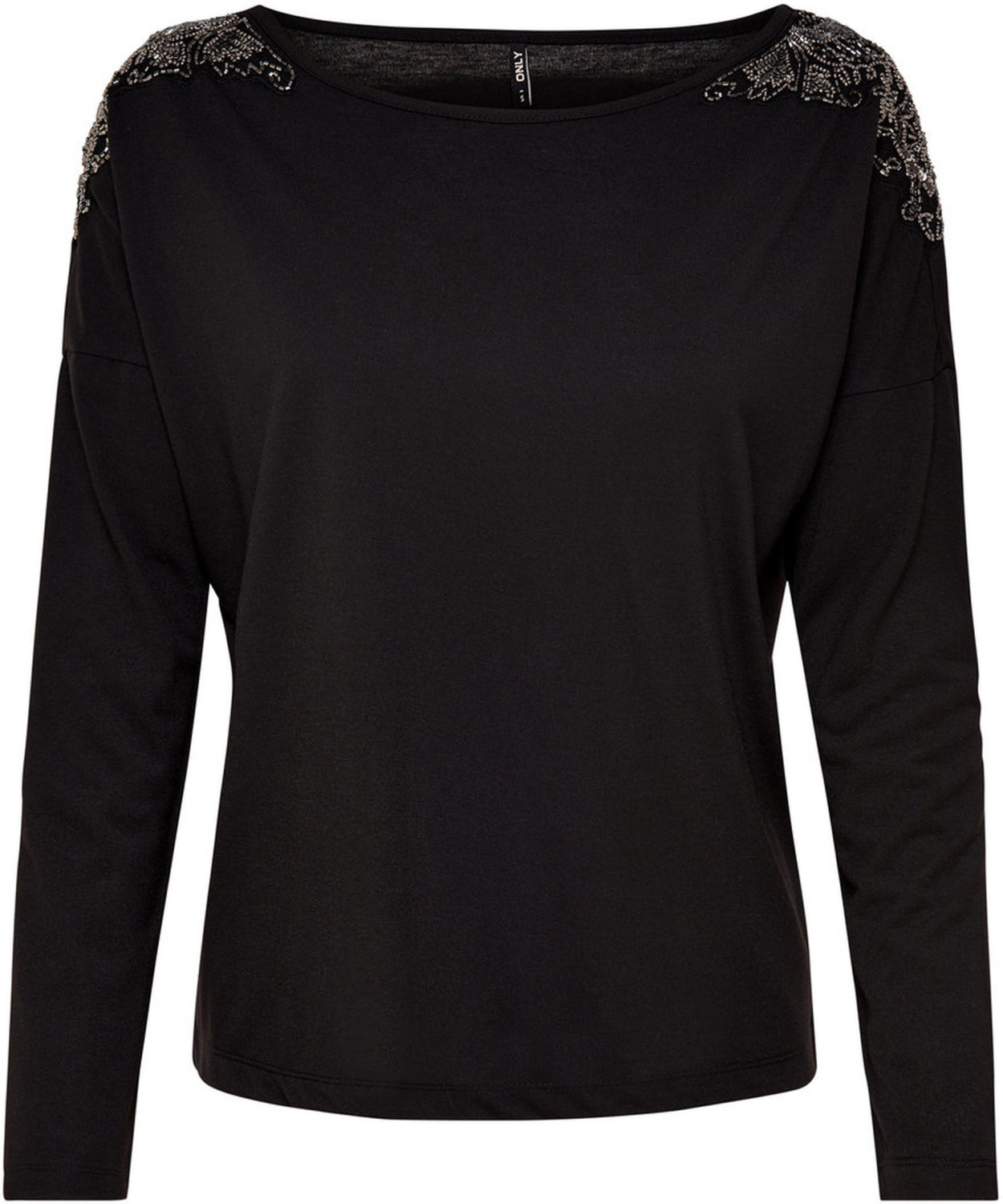 Only Detailed Long Sleeved Top (15146483)