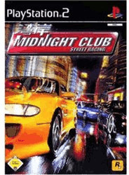 Midnight Club - Street Racing (PS2)