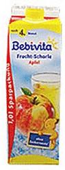 Bebivita Frucht-Schorle Apfel (500 ml)