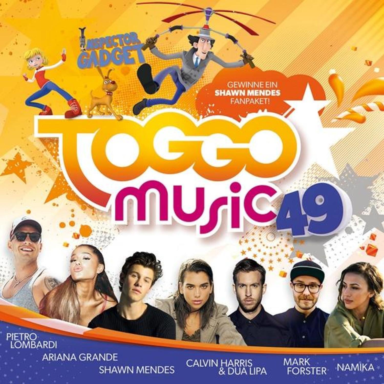 Toggo Music 49 (CD)