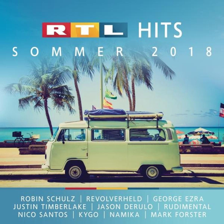 RTL Hits Sommer 2018 (CD)
