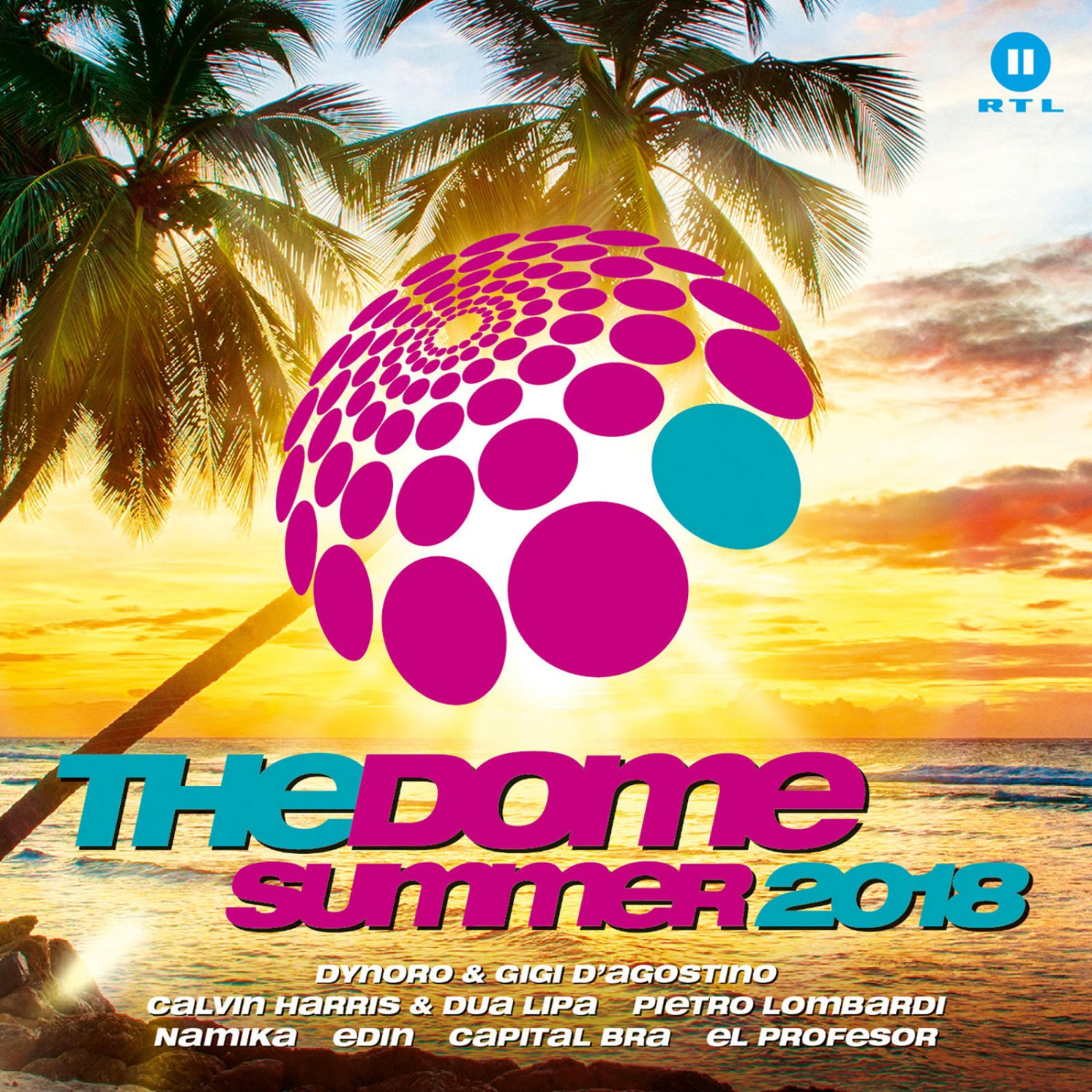 The Dome Summer 2018 (CD)