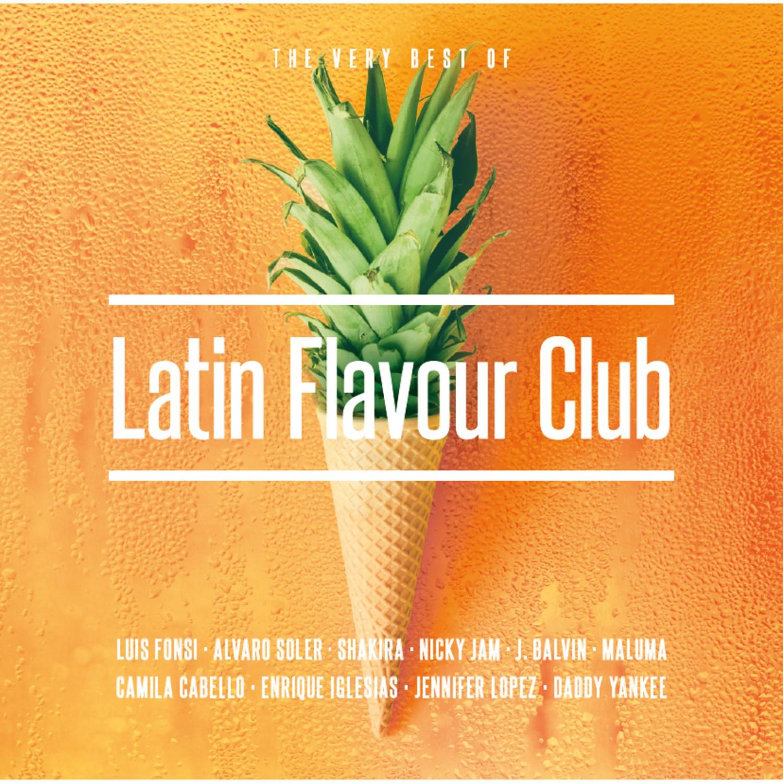 Latin Flavour Club (CD)