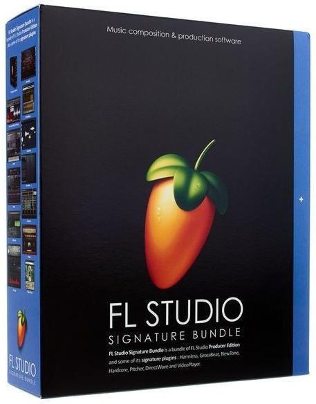 Image of Image Line FL Studio 20 Signature