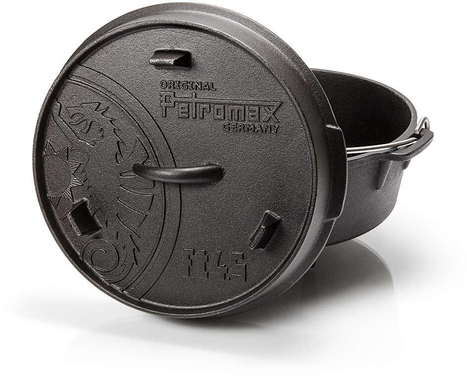 Petromax Feuertopf ft4,5 (mit Füßen)