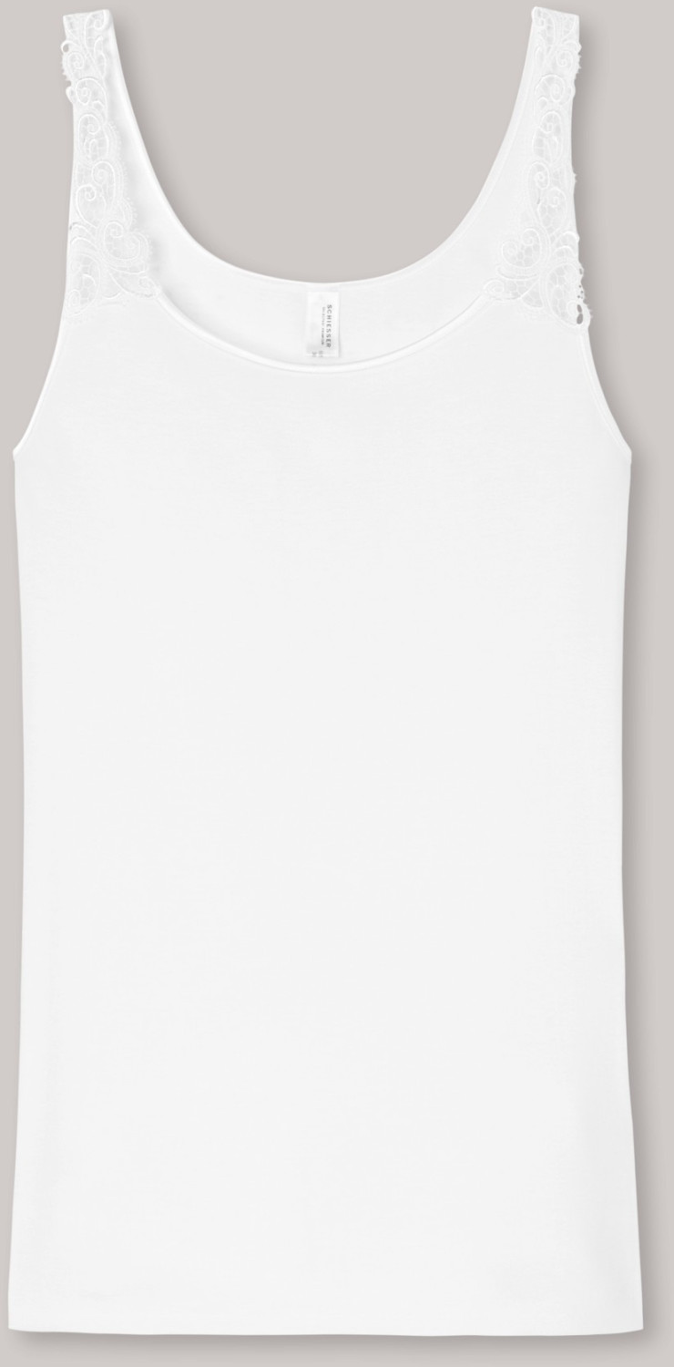 Schiesser Selected Premium Tank Top white (144362-100)