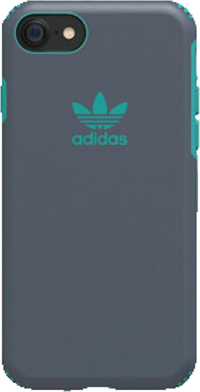 Adidas Originals para Iphone 8/7 Funda [ Protección para la Pantalla] Doble Capa