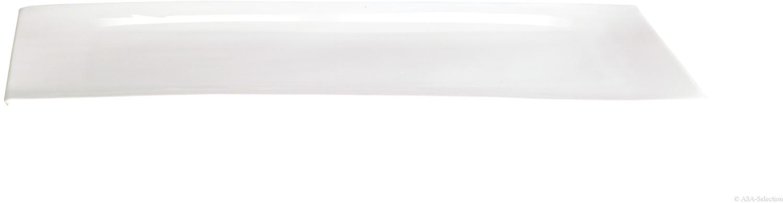 ASA Atable Teller rechteckig weiß 29 x 14,5 cm