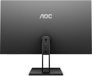 Monitor schwarz HDMI, Displayport, Free-Sync, 1920 x 1080, 75 Hz 21,5 Zoll AOC 22V2Q 54,6 cm