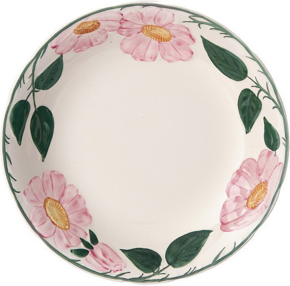 Villeroy & Boch Rose Sauvage Heritage Suppentel...