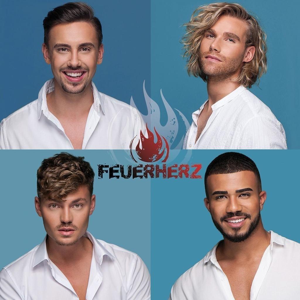 Feuerherz - Feuerherz (CD)