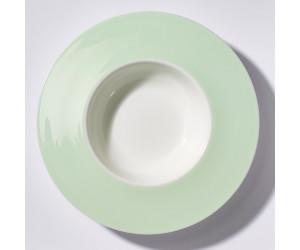 Dibbern Teller tief breiter rand 26 cm MINT Pastell Mint