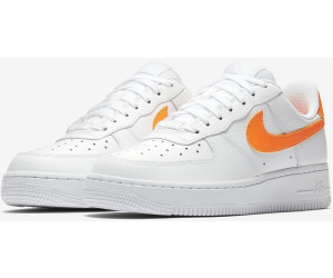 Nike Air Force 1 07 Patent White Orange | AH0287 101 | The
