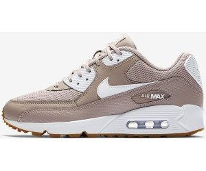 12f226f2d702 Buy Nike Air Max 90 Wmns diffused taupe gum light brown white white ...