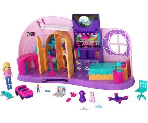 Buy Polly Pocket GO Tiny! Room (FRY98) from £24 99 – Best