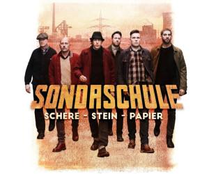 Sondaschule - Schere, Stein, Papier (CD)