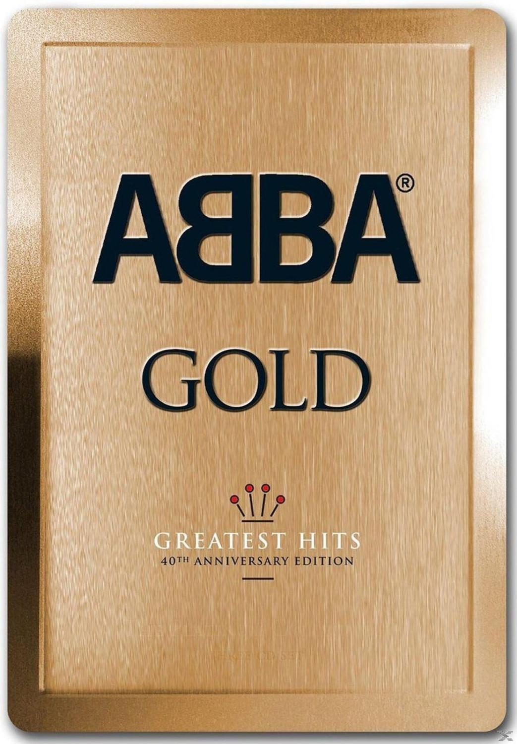 ABBA - Gold (40th Anniversary Limited Steelbook...