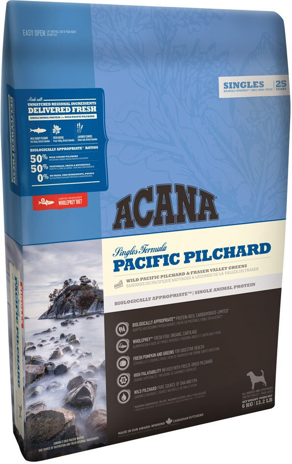 Image of Acana Singles Pacific Pilchard