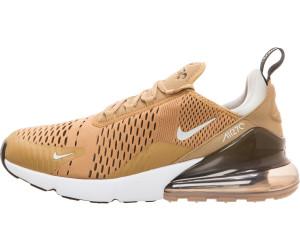 Nike Air Max 270 GoldWhite au meilleur prix sur