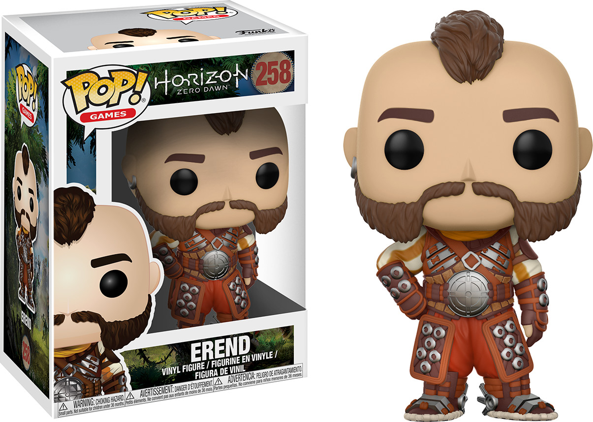 Funko Pop! Games - Horizon Zero Dawn - Erend