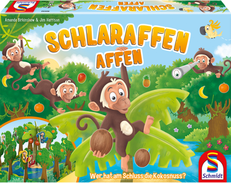 Schmidt-Spiele Schlaraffen Affen