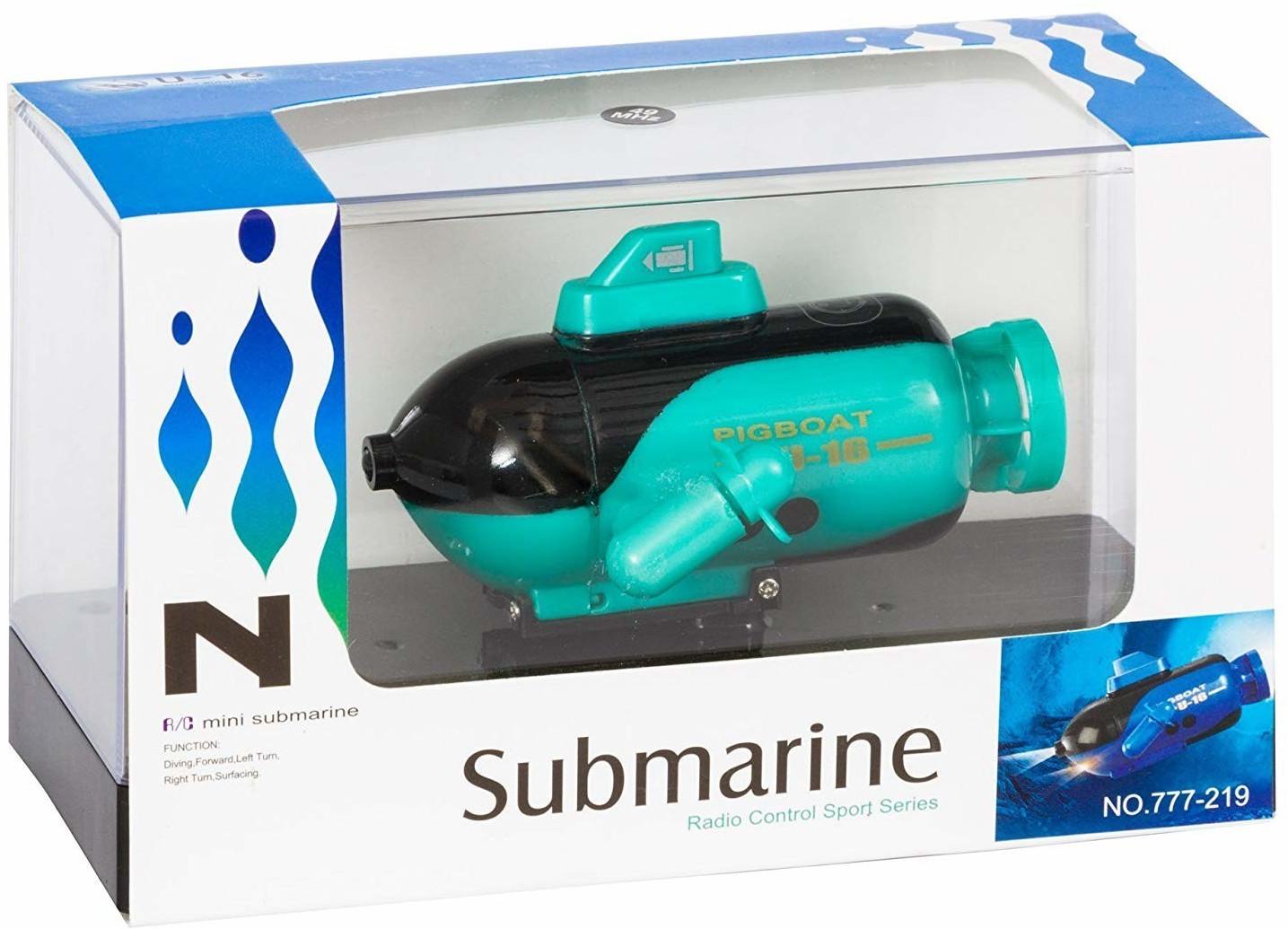 HQ Mini Submarine