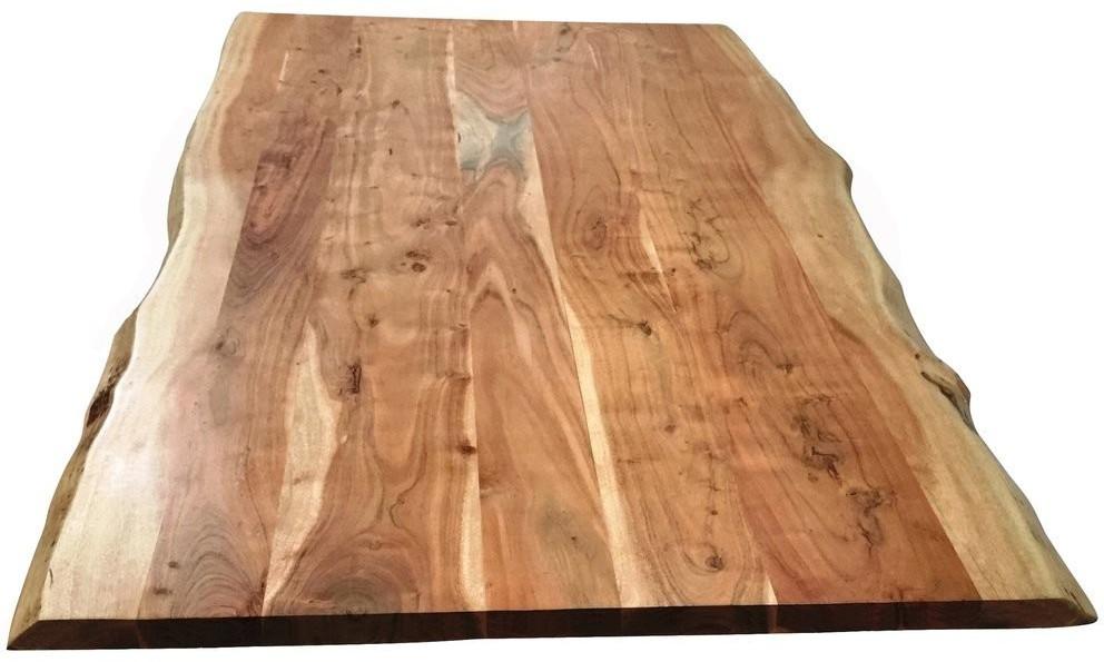 SIT Tischplatte Akazie Baumkante 180 x 90 cm