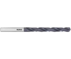 RUKO Vollhartmetall DIN 338-N 10 mm (814100)