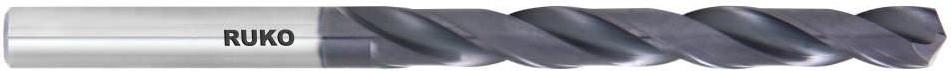 RUKO Vollhartmetall DIN 338-N 13 mm (814130)