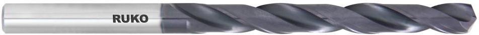 RUKO Vollhartmetall DIN 338-N 3 mm (814030)