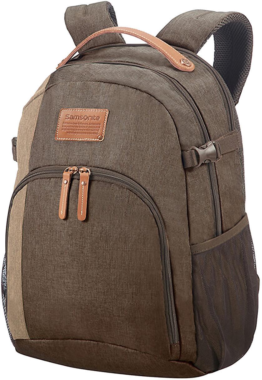 Samsonite Rewind Natural Laptop Backpack M rock...