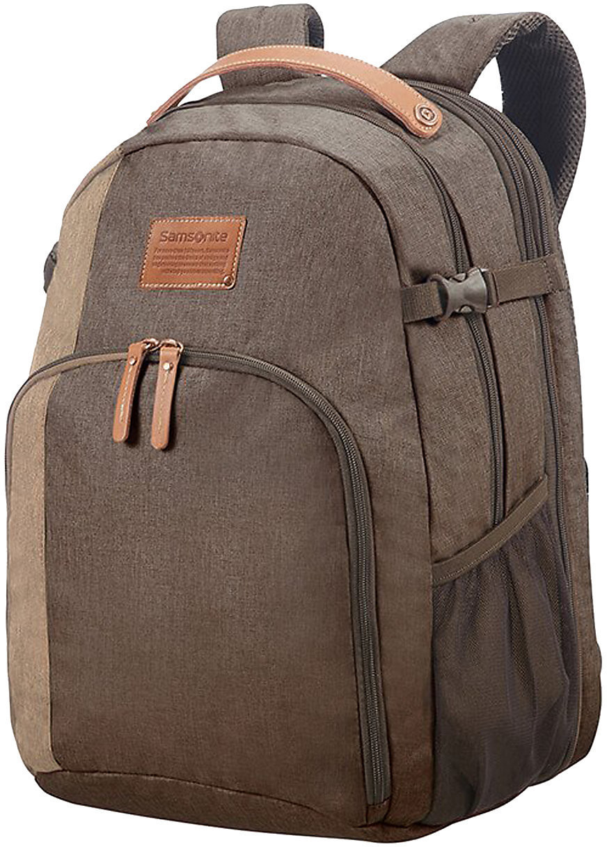 Samsonite Rewind Natural Laptop Backpack L rock...
