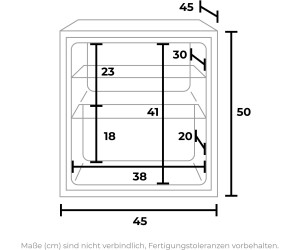 Bomann Kühlschrank Kb 340 : Exquisit kb ab u ac preisvergleich bei idealo