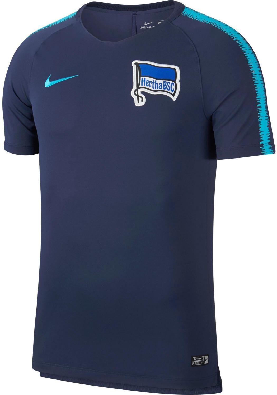Nike Hertha BSC Trainingsshirt 2018/2019 navy-c...