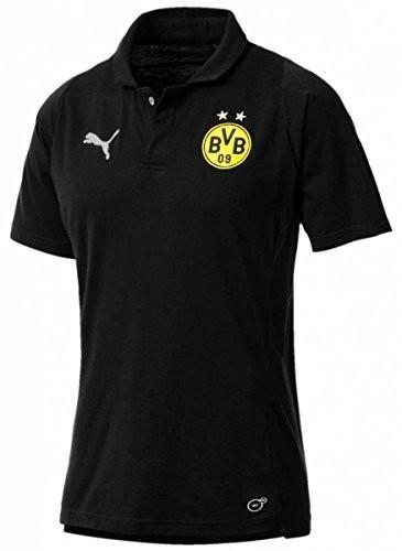 Puma Borussia Dortmund Poloshirt 2018/2019 schwarz