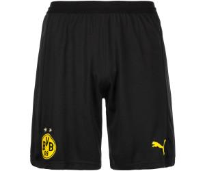 4a20a3ab4a Buy Puma Borussia Dortmund Home Shorts Replica 2018/2019 from £16.13 ...