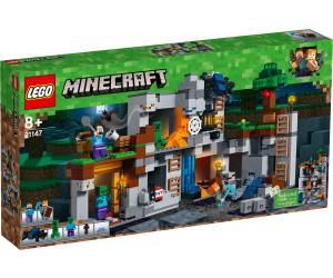 LEGO Minecraft Abenteuer In Den Felsen Ab - Minecraft spielen lego