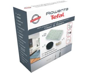 rowenta clean steam cleaning kit zr0058 au meilleur prix. Black Bedroom Furniture Sets. Home Design Ideas