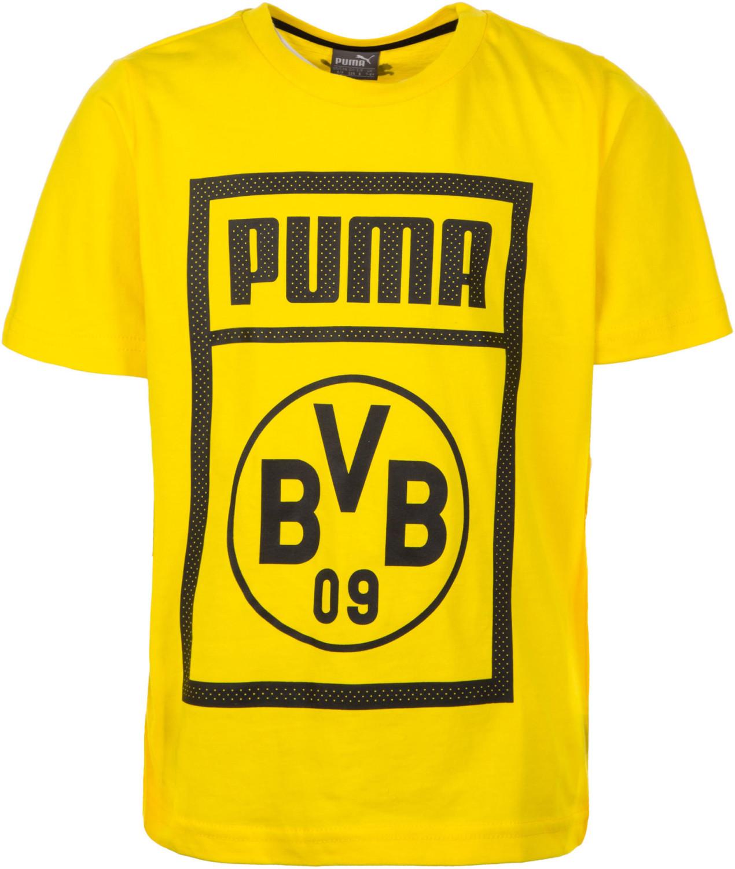 Puma Borussia Dortmund T-Shirt 2018/2019 Kinder...