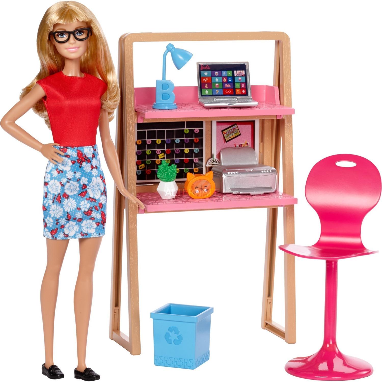 Barbie & Arbeitszimmer Möbel (DVX52)
