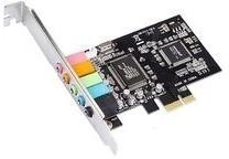 Image of MicroConnect 24-Bit PCIe 5.1 Surround Soundcard (MC-CMI6CH-PCIE)