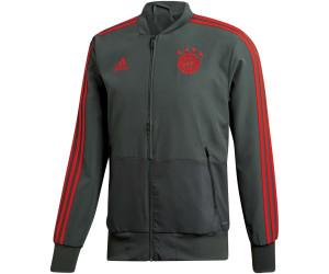 Adidas FC Bayern München Präsentationsjacke 20182019 ivy