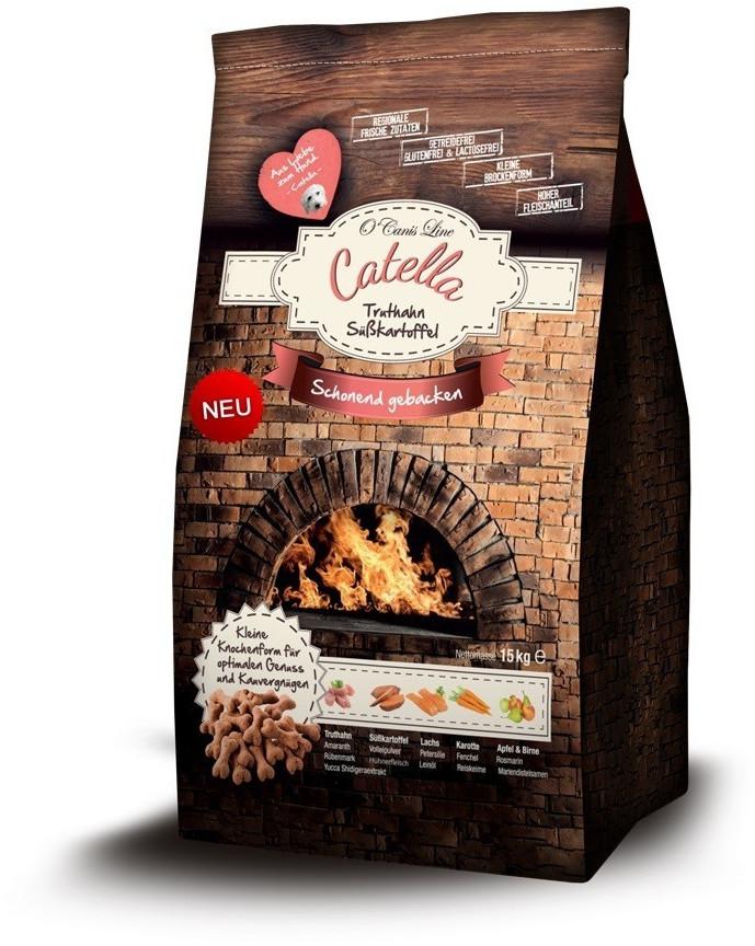 Ocanis Catella Truthahn & Süßkartoffel 15 kg