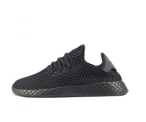 0d6dadbace6 Buy Adidas Deerupt Runner J core black core black   Ftwr White from ...