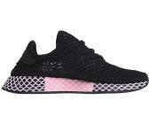 the latest 81f3b 41c4f Adidas Deerupt W core blackcore blackclear lilac