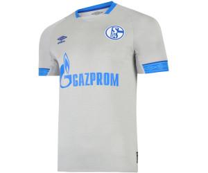 M UMBRO FC Schalke 04 Trikot Away 2019//2020 Herren wei/ß//blau