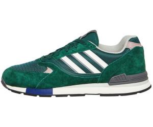 best service f17d9 33dac Adidas Originals Originals Originals Quesence collegiate Vert noble Vert  chalk Blanc 3b999a